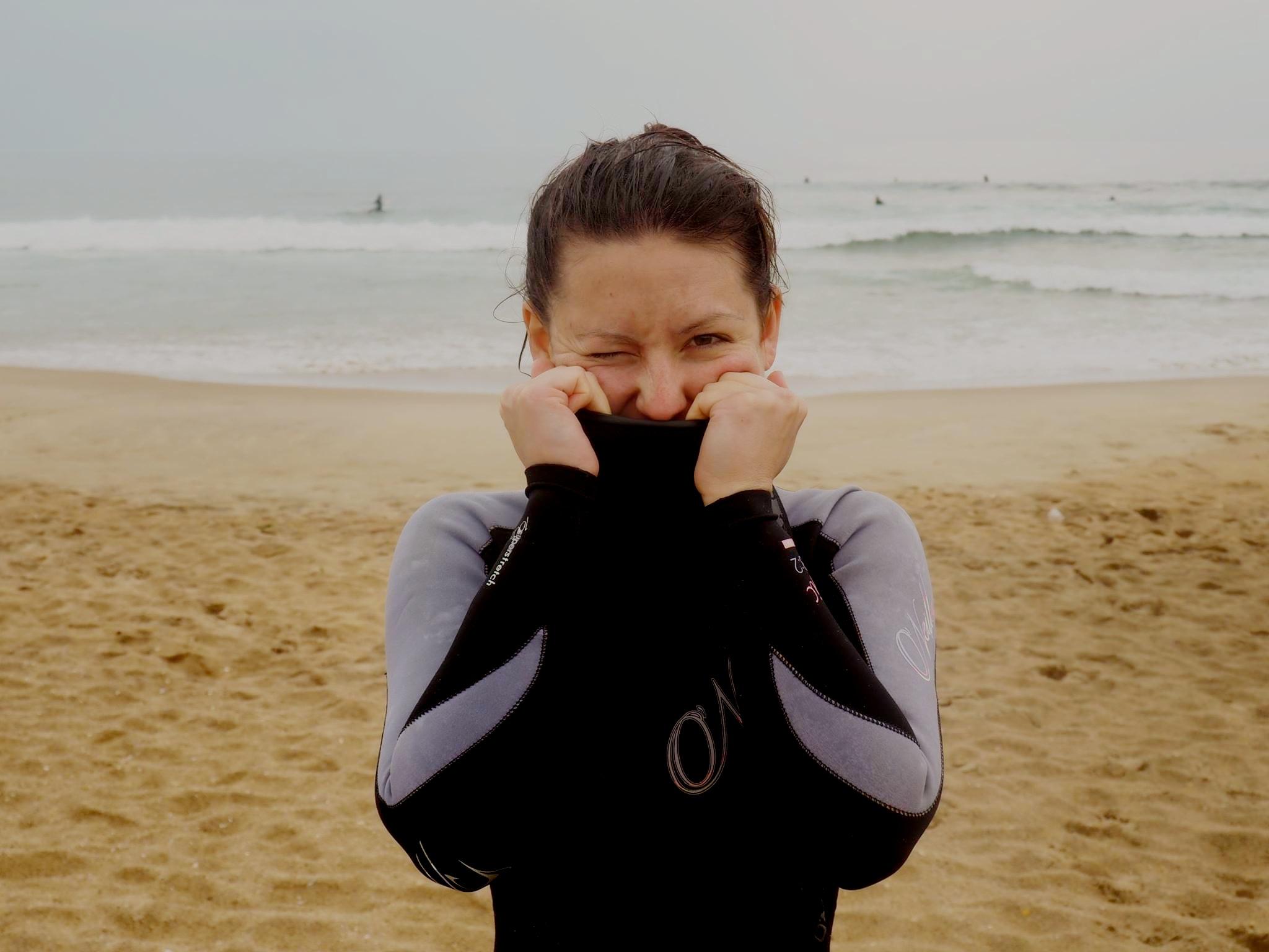 MALINDKATE travel portugal lisbon surf