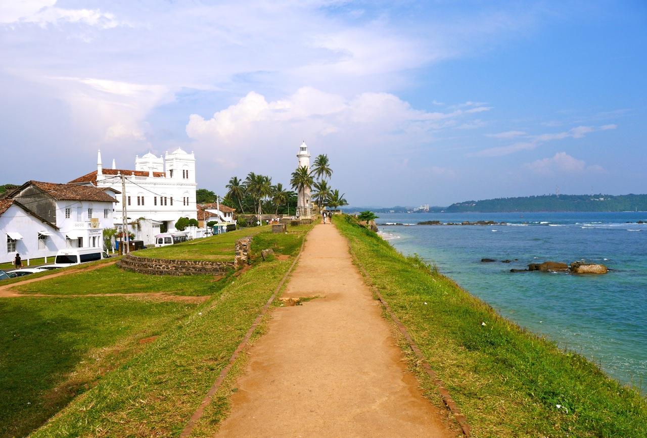 Sri Lanka Galle lighthouse