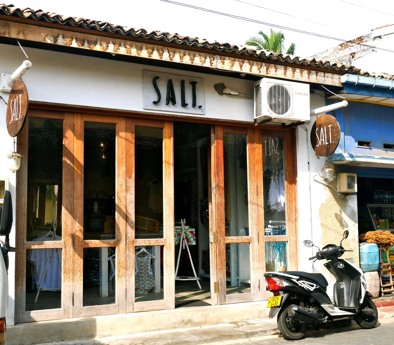 SriLanka Galle oldCitySALTShop