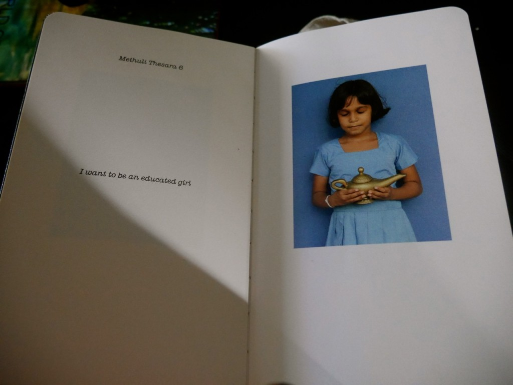 Sri Lanka One World Foundation free education school OWF malindkate
