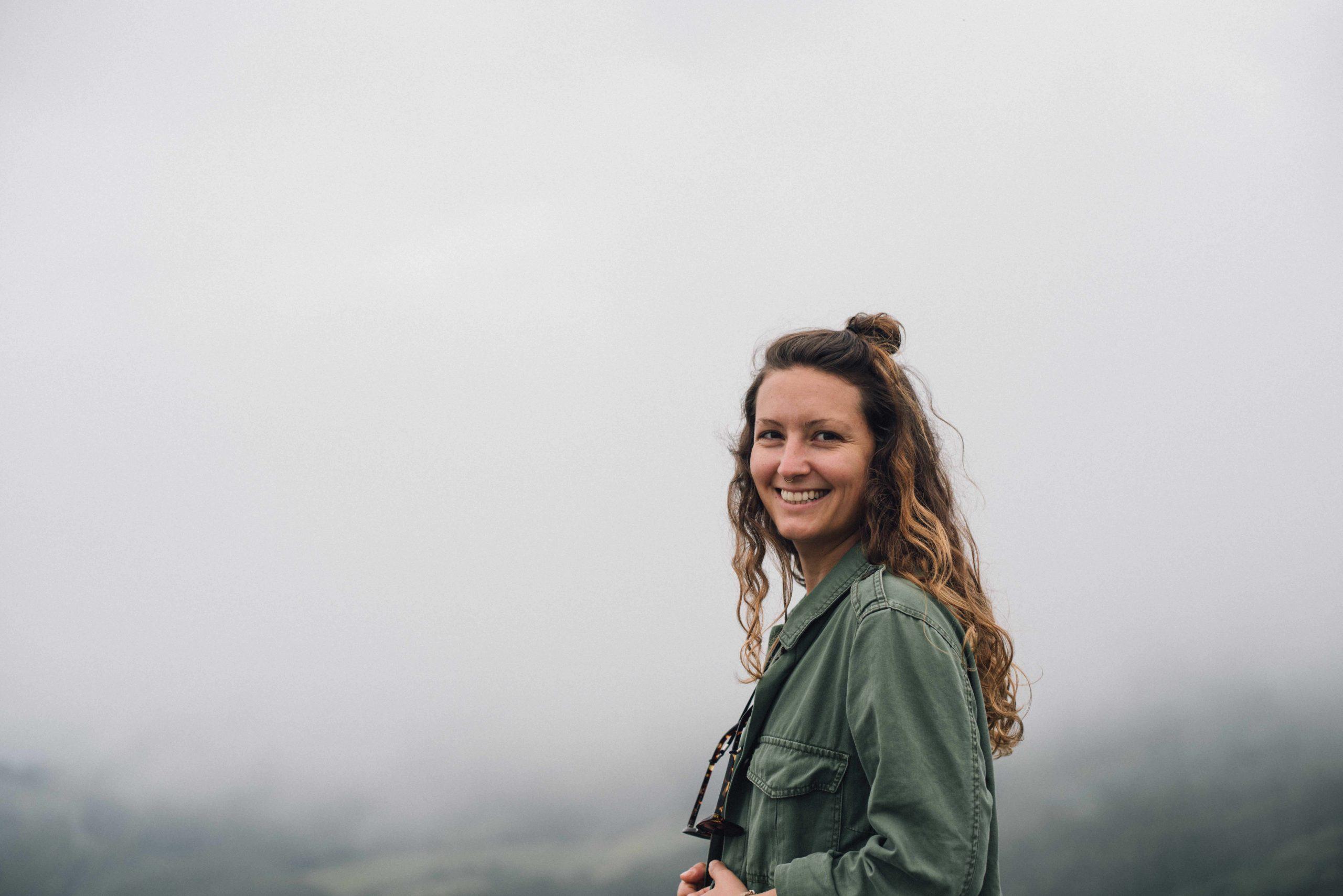 Katharina Maloun Travel Blogger Yoga