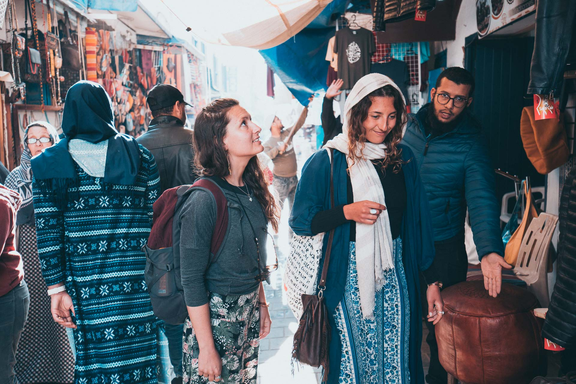 Essaouira Morocco Travel as a Girl Souk