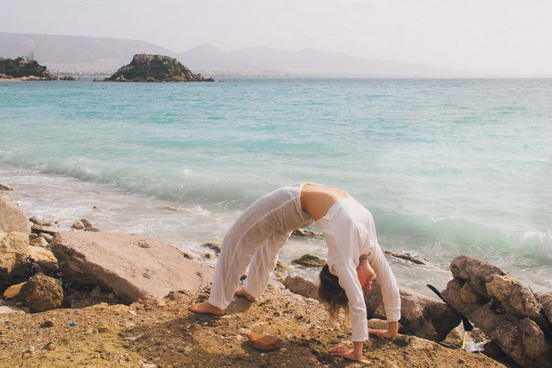 yoga greece retreat