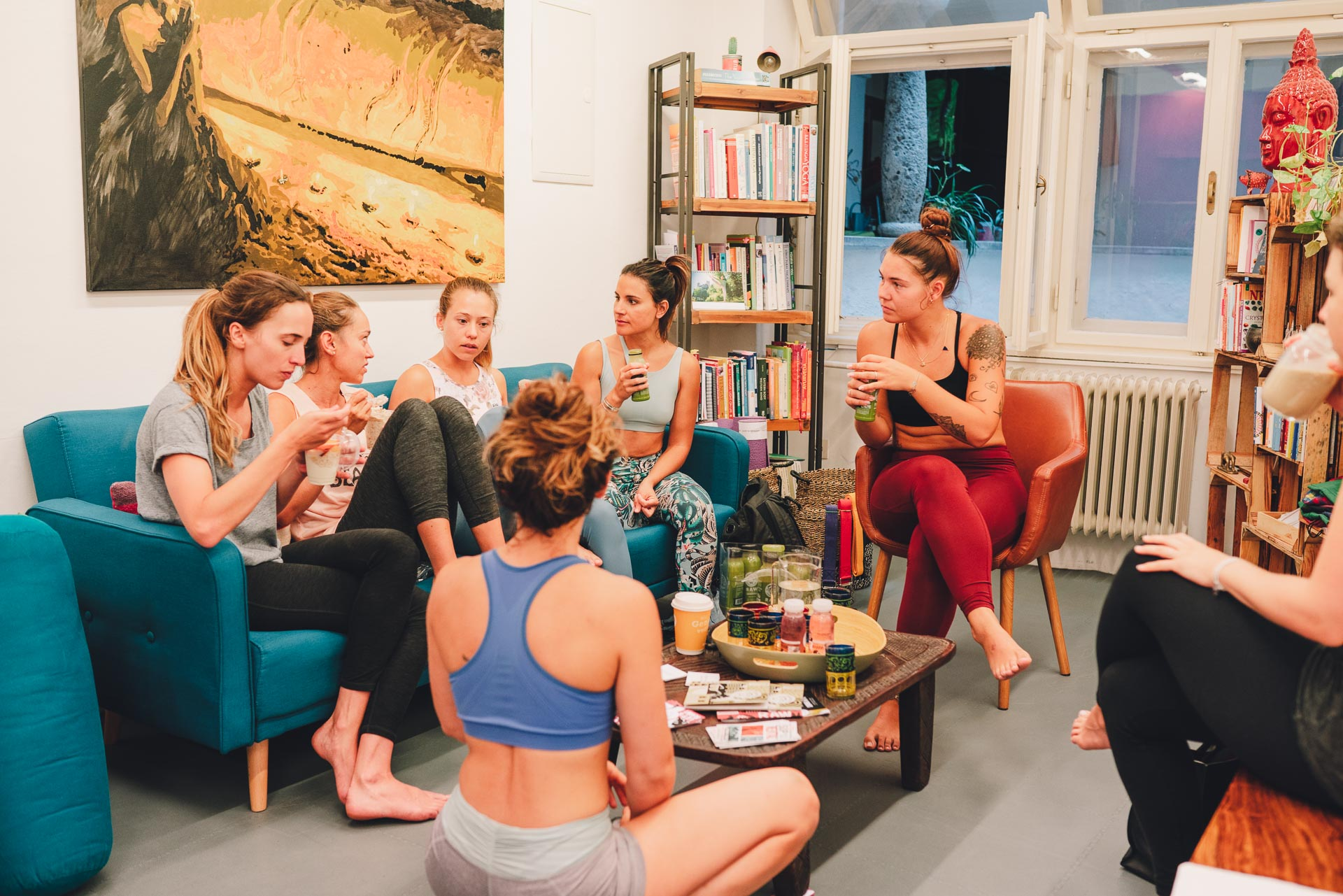 Surf Yoga for Surfers Workshop Day E-Book