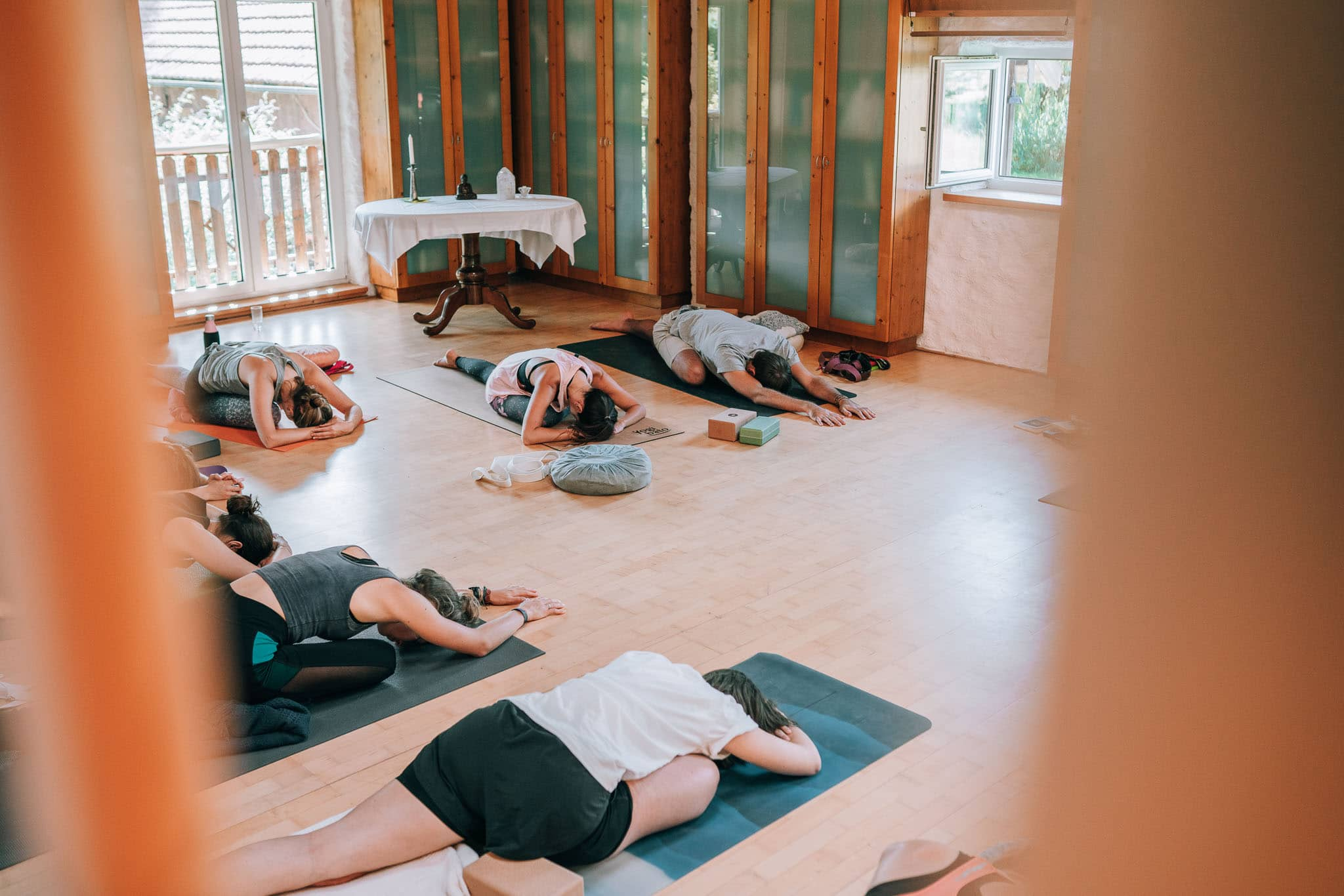 Yoga Retreat Austria Yogateacher
