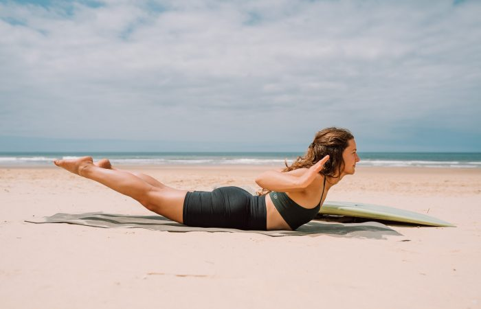 the three most important yoga poses for surf beginners
